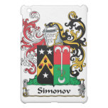 Escudo de la familia de Simonov