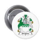 Escudo de la familia de Simpson Pins