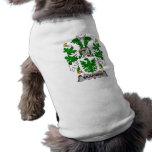 Escudo de la familia de Skaaning Camiseta De Perro