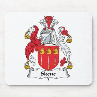 Escudo de la familia de Skene Tapete De Ratón