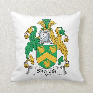 Escudo de la familia de Skereth Cojines