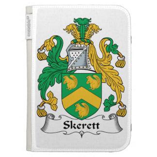 Escudo de la familia de Skerett