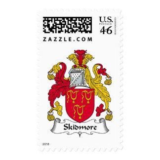Escudo de la familia de Skidmore Sellos