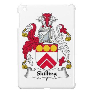 Escudo de la familia de Skilling iPad Mini Fundas