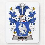 Escudo de la familia de Skov Tapete De Ratones