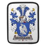 Escudo de la familia de Skovgaard Funda Para iPads