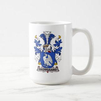 Escudo de la familia de Skovgaard Tazas