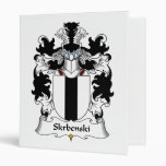 Escudo de la familia de Skrbenski