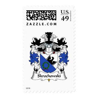 Escudo de la familia de Skrochowski Envio