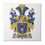 Escudo de la familia de Skytte Tejas