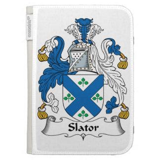 Escudo de la familia de Slator