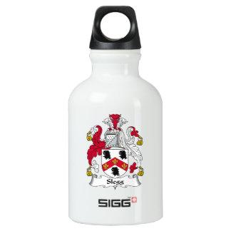 Escudo de la familia de Slegg
