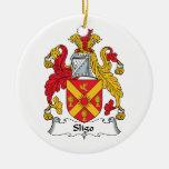 Escudo de la familia de Sligo Ornato
