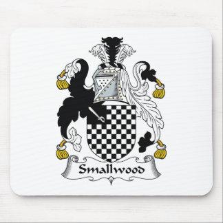 Escudo de la familia de Smallwood Alfombrilla De Ratones