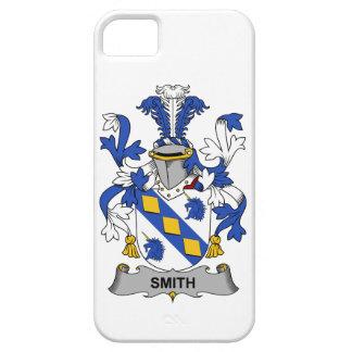 Escudo de la familia de Smith iPhone 5 Cárcasas