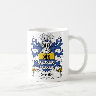 Escudo de la familia de Smith Taza