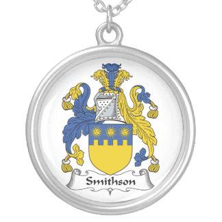 Escudo de la familia de Smithson Joyerías