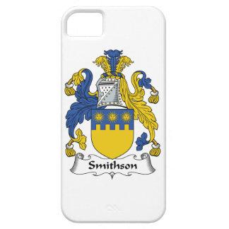 Escudo de la familia de Smithson iPhone 5 Case-Mate Coberturas