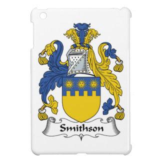 Escudo de la familia de Smithson iPad Mini Coberturas