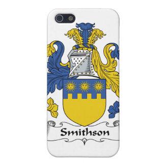 Escudo de la familia de Smithson iPhone 5 Protectores