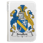 Escudo de la familia de Smollett