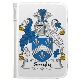 Escudo de la familia de Smyly