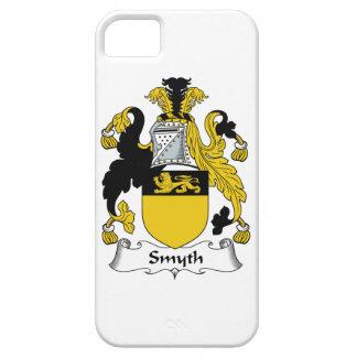 Escudo de la familia de Smyth iPhone 5 Protector