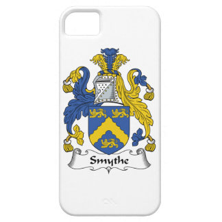 Escudo de la familia de Smythe iPhone 5 Case-Mate Cárcasas