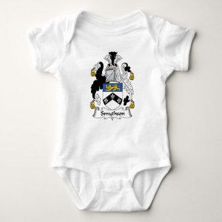 Escudo de la familia de Smythson Camisas
