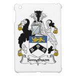 Escudo de la familia de Smythson iPad Mini Funda