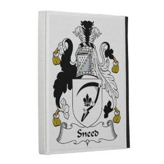 Escudo de la familia de Sneed