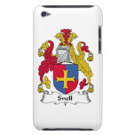 Escudo de la familia de Snell iPod Case-Mate Protector