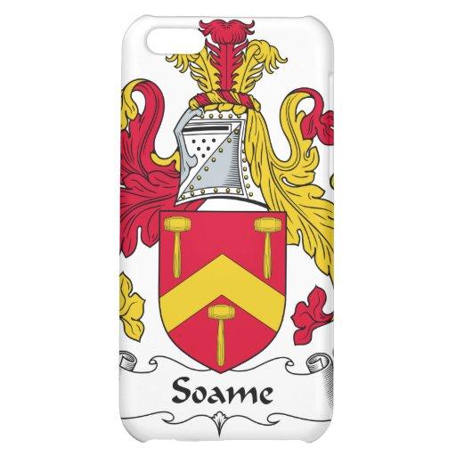 Escudo de la familia de Soame