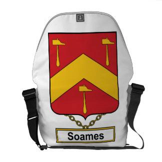 Escudo de la familia de Soames