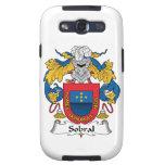 Escudo de la familia de Sobral Galaxy S3 Cobertura