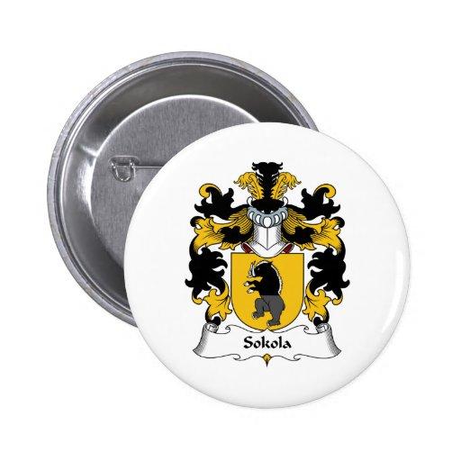 Escudo de la familia de Sokola Pins