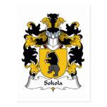 Escudo de la familia de Sokola Postal