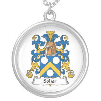 Escudo de la familia de Solier Joyerias Personalizadas