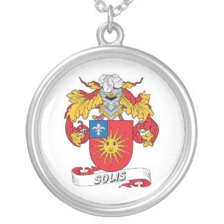 Escudo de la familia de Solis Grímpola