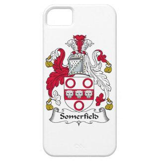 Escudo de la familia de Somerfield iPhone 5 Funda
