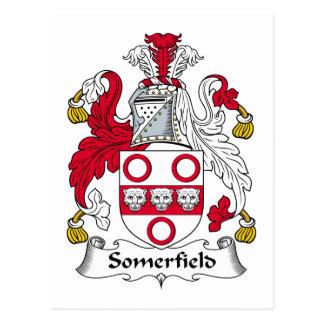 Escudo de la familia de Somerfield Postal