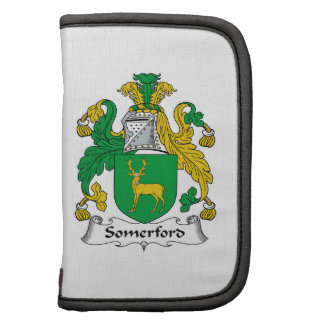Escudo de la familia de Somerford Organizadores