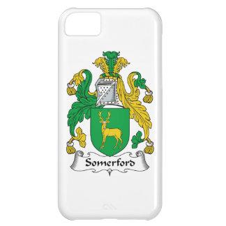 Escudo de la familia de Somerford