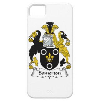 Escudo de la familia de Somerton iPhone 5 Cobertura