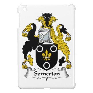 Escudo de la familia de Somerton iPad Mini Cobertura