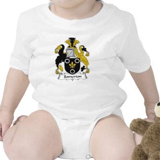 Escudo de la familia de Somerton Trajes De Bebé