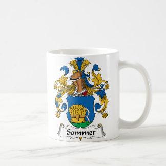 Escudo de la familia de Sommer Tazas