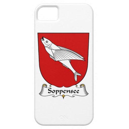 Escudo de la familia de Soppensee iPhone 5 Cárcasas