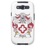 Escudo de la familia de Sousa Samsung Galaxy S3 Coberturas