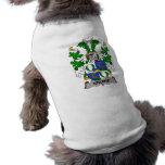 Escudo de la familia de Sparre Camisa De Mascota